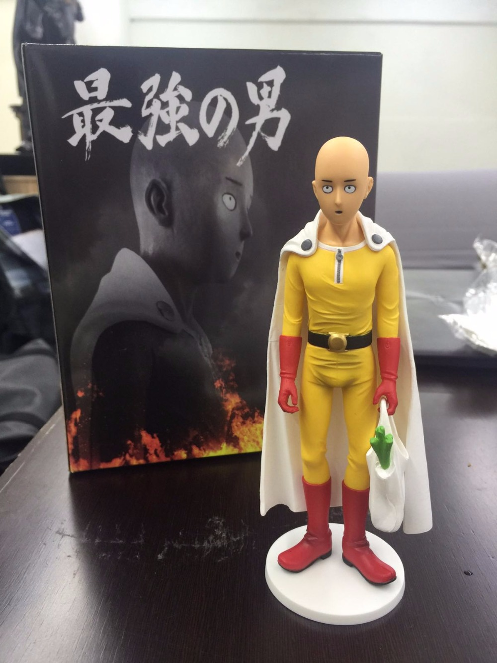 Aliexpress Com Buy Saitama Sensei Figure One Punch Man