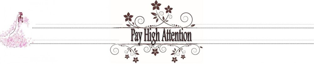 Pay High Attention