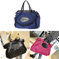 Winter Women down bag 2017 women's handbag space bag cotton-padded jacket bag one shoulder cross-body handbag large bag