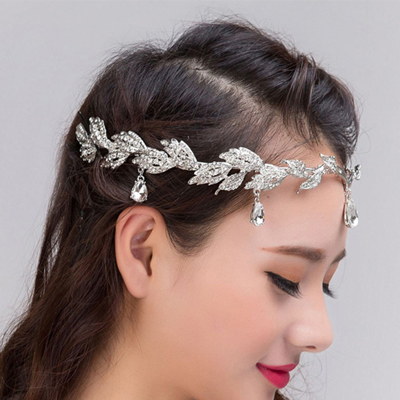 Crystal Wedding Headpieces: Online Buy Wholesale Crystal Bridal Headpieces From China