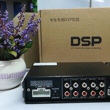 Автомобильный аудио модифицированный Графический Эквалайзер EQ 31 полосы аудио стерео тюнер цифровой звуковой процессор с 15 Вт* 4 усилитель автомобильные аксессуары