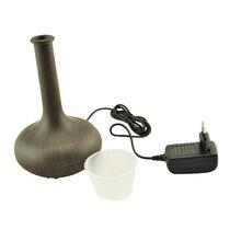 NEW Woodgrain Aroma therapy Ultrasonic Air Humidifier Diffuser Ionizer Facial Skin Care US/EU Standard High Quality