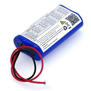 Image 2 - LiitoKala 7.2 فولت/7.4 فولت/8.4 فولت 18650 ليثيوم بطارية 2600 أماه بطارية قابلة للشحن حزمة مكبر الصوت المتكلم لوح حماية