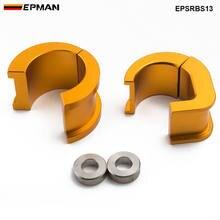 Epman racing s13 180sx ângulo de corte offset direção bush frente rígida para colar epsrbs13