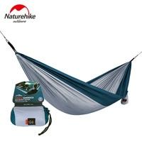 Naturehike Nieuwe Enkele & Dubbele Picknick Hangmat Draagbare Camping Hangmat Opknoping Bed Slapen Camping Hangmatten Outdoorgereedschap sport & Entertainment -