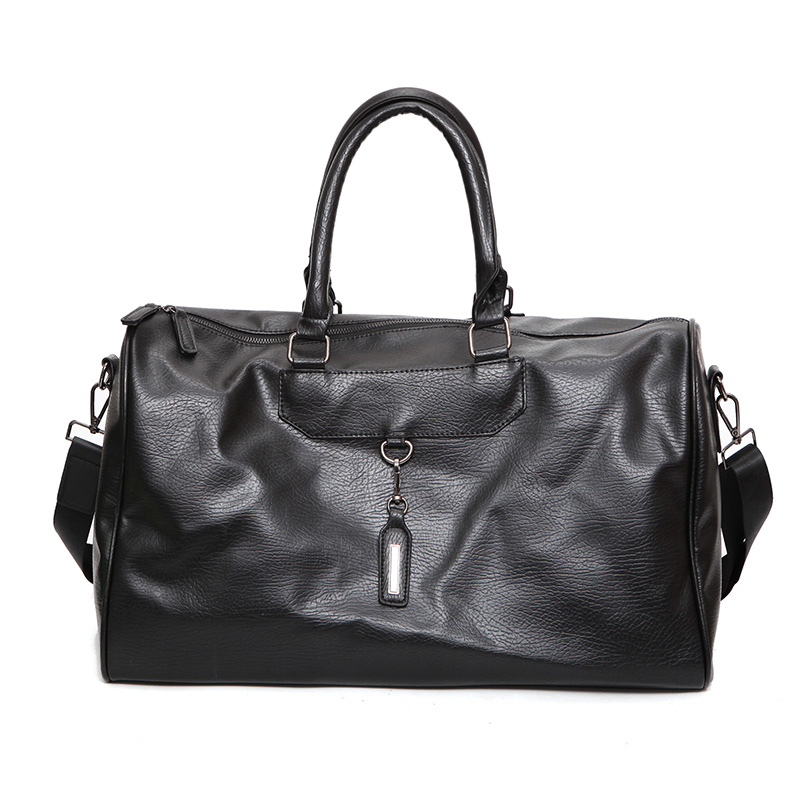 New PU Leather Travel Bag Large Capacity Men Hand Luggage Duffle Bags Light Women Weekend Bags Multifunctional Travel Bags scione nylon travel bag large capacity men hand luggage travel duffle bags nylon weekend bags women multifunctional travel bags