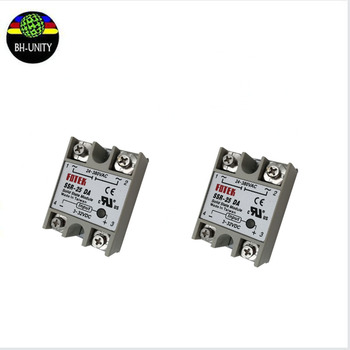 High quality!Solvent printer solid state relay SSR-40-DA