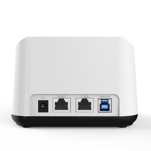 1 отсек жесткого диска док-станция sata to USB 3.0 жестких дисков корпус для 4 ТБ 2.5 ''3.5'' жесткий диск Английская версия wi-fi ретранслятор сети