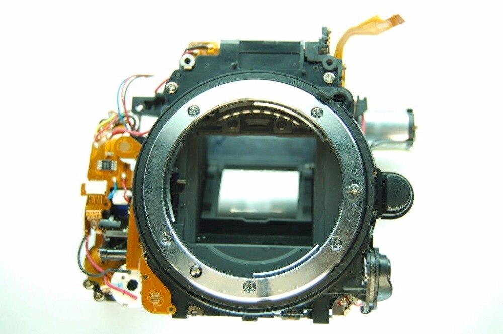 95%NEW  Mirror Box Body Framework For Nikon D7200 small main box Camera Repair parts with shutter original sd memory card cover for nikon d7100 d7200 camera replacement unit repair part
