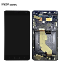 LCD Display For ASUS Zenfone AR ZS571KL LCD Display Touch Screen Digitizer Assembly with Frame Free shipping + Tools