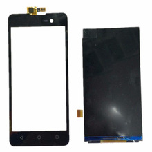 Original 100% LCD Display Assembly For Wiko Lenny 2+Touch Screen Digitizer Touch Panel Sensor Lens Replacement