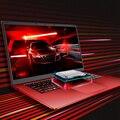 15,6 inch 8 Гб Оперативная память + 500/1 ТБ HDD Intel 4 ядра Процессор 1920X1080P Full HD клавиатура с подсветкой для дома, офиса, школы ноутбука Тетрадь компьют...