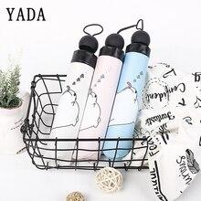 YADA New High Quality Cartoon TOTORO Bear Umbrella For Women Rain uv Cute Windproof Animal Umbrellas YS603