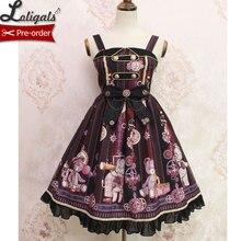 Лолита платье ~ печатных