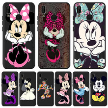 couple cartoon For Huawei P8 P10 P20 P30 Mate 10 20 Honor 8 8X 8C 9 V20 10