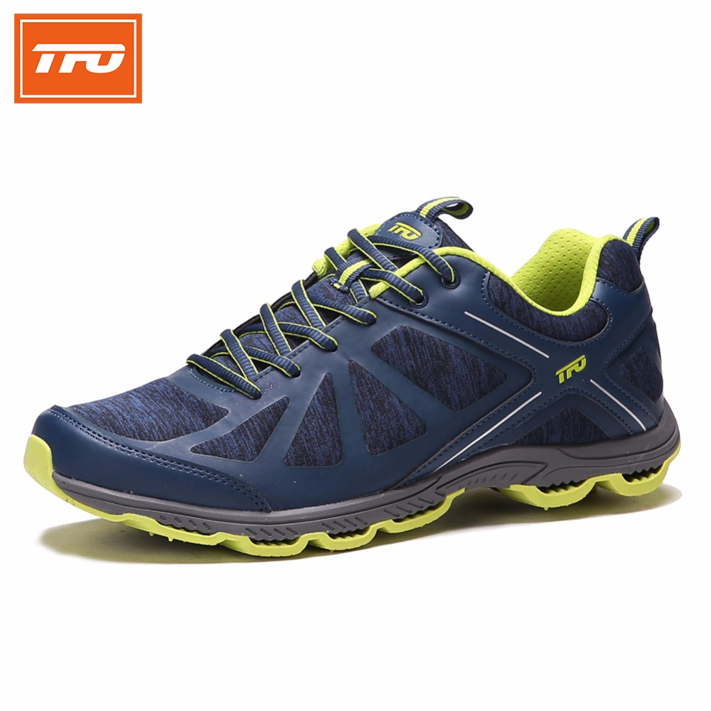 TFO Running Shoes Men Breathable Cushioning Lightweight Shoes for Male Outdoor Sport Sneaker 2017 New Arrival 851704 hydrokinetic power potential in the roza and kittitas canals