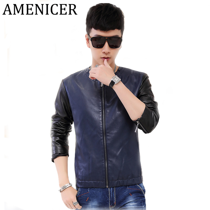 Compare Prices on Discount Leather Jackets for Men- Online
