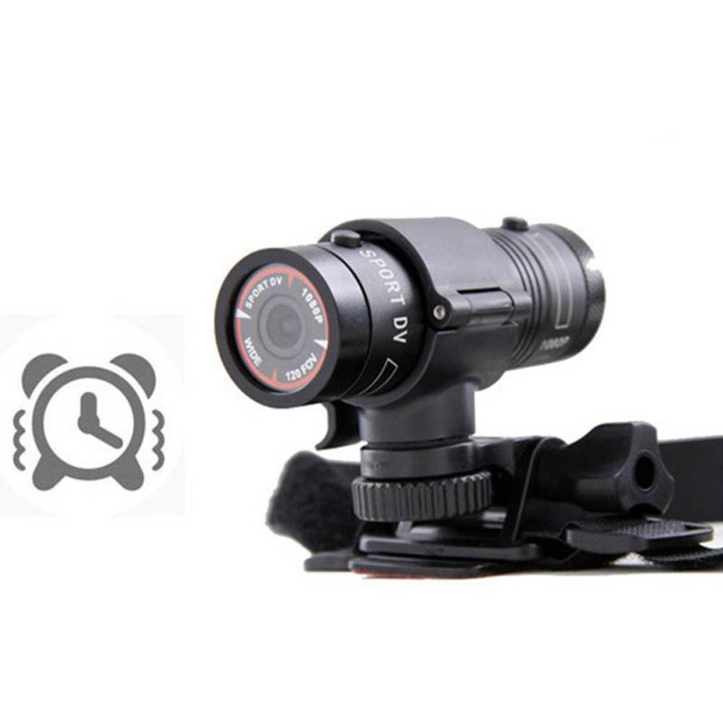 Volemer  mini Camera HD 1080P Portable Waterproof camera Bike Motorcycle Helmet Outdoor Sports Action DVR Digital micro Camera (8)