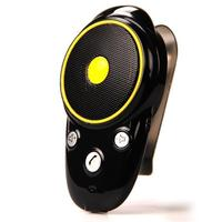 Wireless Audio Music Receiver Hands Free Bluetooth Car Kit Sun Visor Speaker Auto Wireless Speakerphone Car Kit for Cell Phone