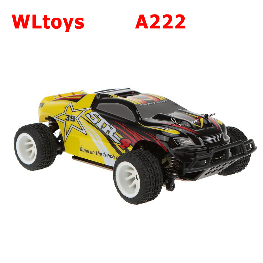 WLtoys A222 1 24 2 4G Electric Brushed 4WD RTR RC Racing Car