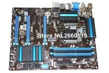 100% Working Desktop Motherboard For MSI Z87-G55 DDR3 System Board Fully Tested