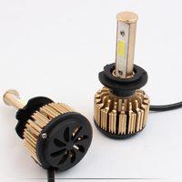 H7 H1 H4 H3 H11 881 HB3 HB4 HB5 COB LED Car Headight Bulbs Auto