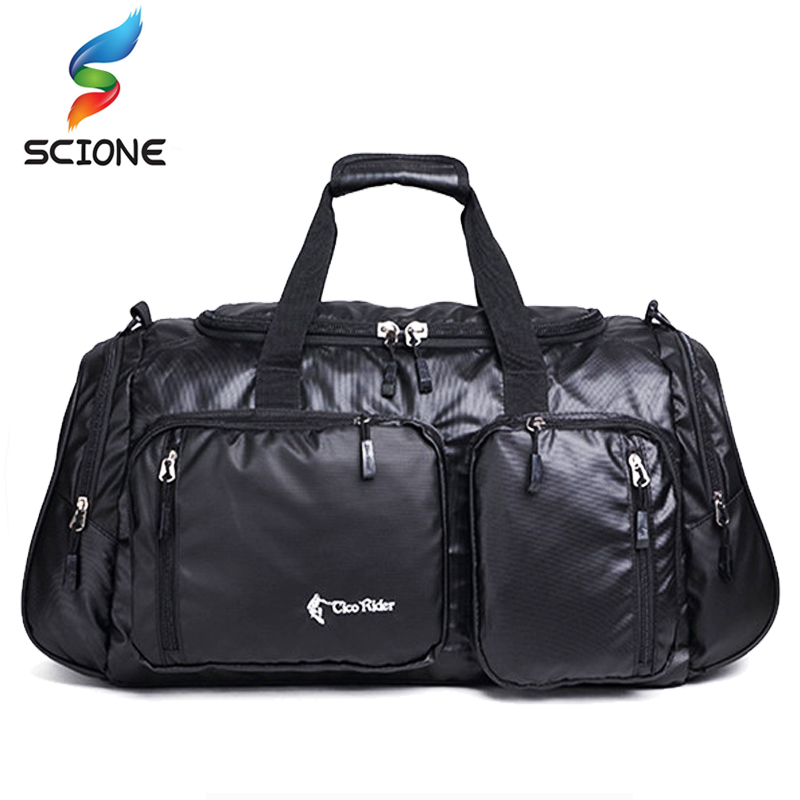 2017 Top Quality Professional Large Sport Bag Gym Bag Men Women Independent Shoes Storage Training Fitness