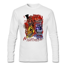 Buy fnaf shirt mens cotton and get free shipping on AliExpress com