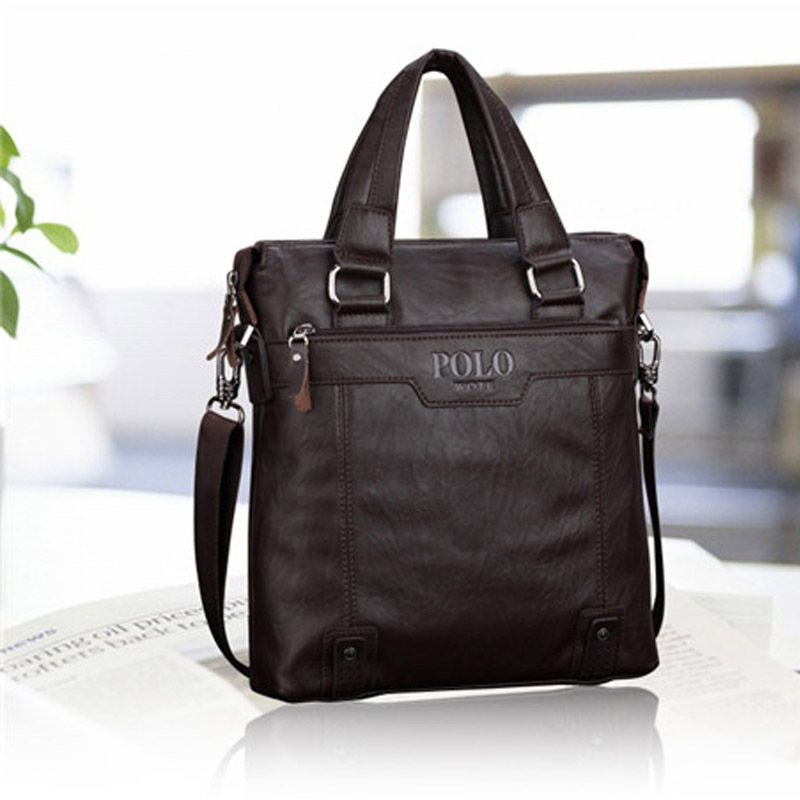 2017 famosa marca polo de Modelo Nº : Men Bag.men Leather Bag, men Briefcase Business Bag
