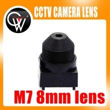 8mm M7 Lens 42 degree 1/3″ mini cctv lens for CCTV Security 720P/1080P MINI camera