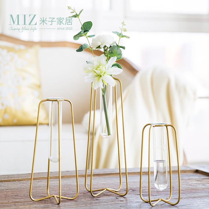 Miz 1 Piece Vases For Flowers Home Decoration Accessories