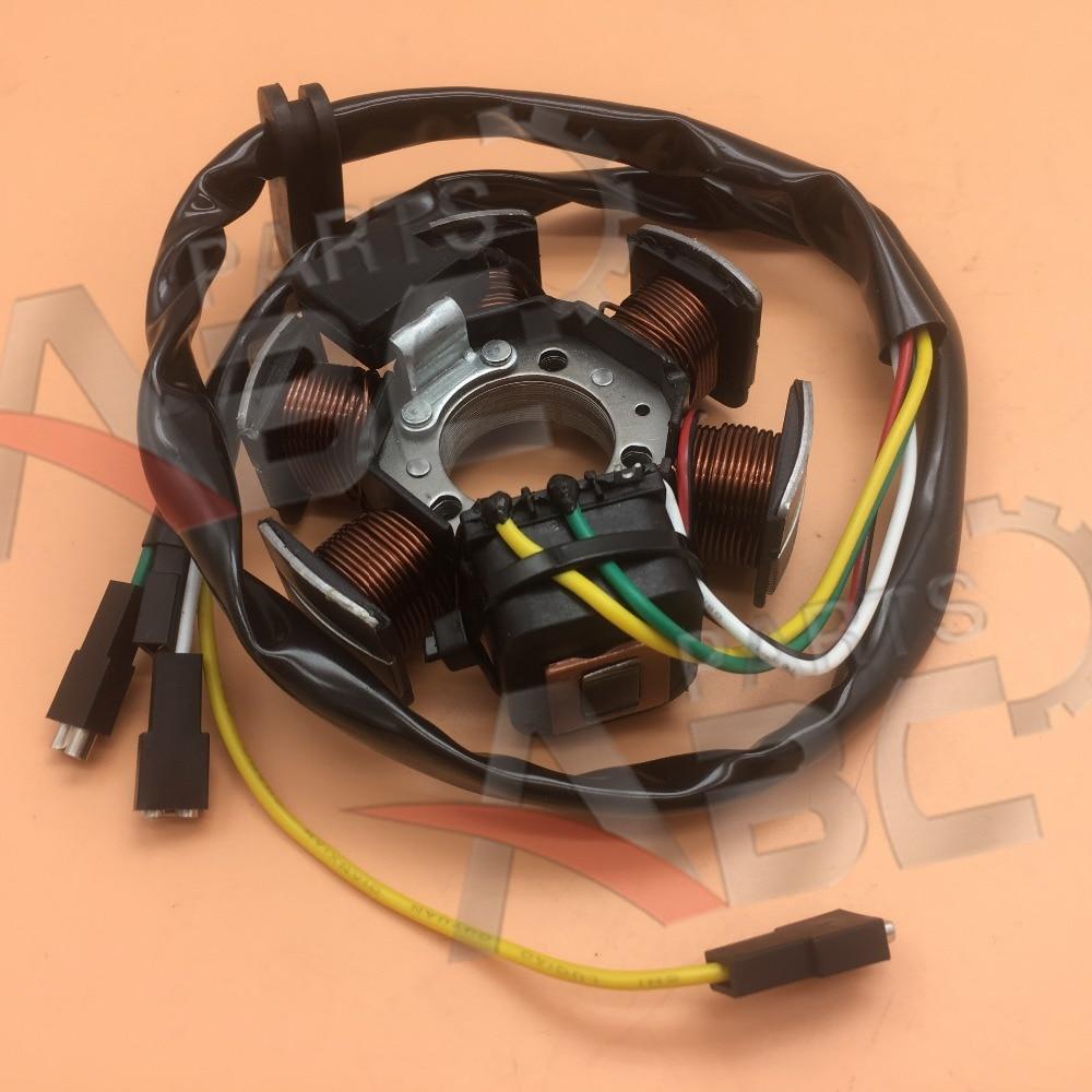 alternator stator wire wiring diagram [ 1000 x 1000 Pixel ]