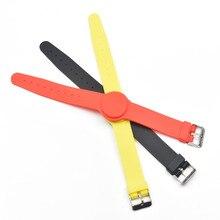 125Khz RFID TK4100 EM4100 Waterproof Proximity Smart Card wristband bracelet ID card for access control