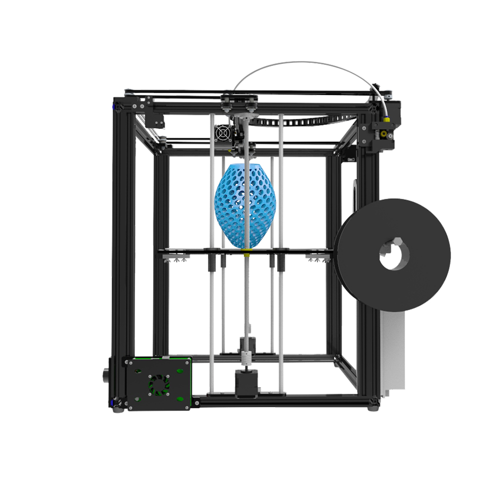 Tronxy X5S 3D Printer High precision Large Printing Area 330*330*400mm  extruder 3D Printer kit DIY CoreXY System with Heated Bed