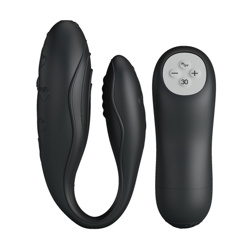 2018 New 30 Speed Silicone Wireless Remote Control Vibrator G Spot Clitoris Stimulating Vibrators Sex Toys For Women Couples new multi speeds g spot vagina clitoris vibrator 360 rotating oral licking vibrator sex toys for woman couples sex products
