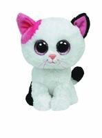 Ty Beanie Boos Muffin Cat Plush Medium Big Eyes Plush
