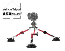 Suction for Car Tripod Moving shooting Vehicle sucker convenience