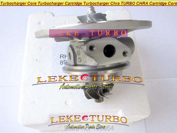 Turbo Cartridge CHRA RHF5 8971371098 hole distance=80mm Turbocharger For ISUZU Trooper Jackaroo For OPEL Monterey 98- 4JX1T 3.0L цена