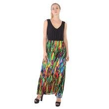 2016 summer sexy women long boho dress beach maxi dress plus size flower print dress vestidos longo estampado S-XXXL EG812