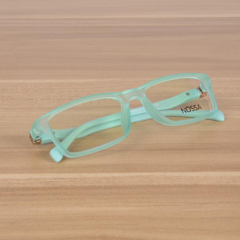 NOSSA 2017 Nova modna TR90 Okvir za naočale za djecu Prozirne leće - Pribor za odjeću - Foto 4