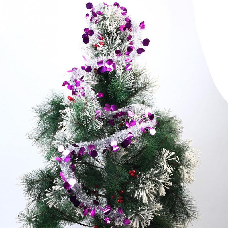 220CM Long Christmas Ornament Ribbon Streamers Christmas ...
