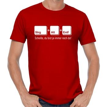 2019 Venta Caliente Lustig Herren Camiseta 100 Algodón