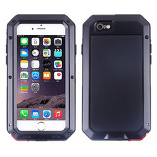 Heavy Duty Doom Armor Waterproof Phone Case For iPhone 11 Pro Max X XR 6 6S 7 8Plus 5S SE XS MAX 360 Full Shockproof Metal Cover цена и фото