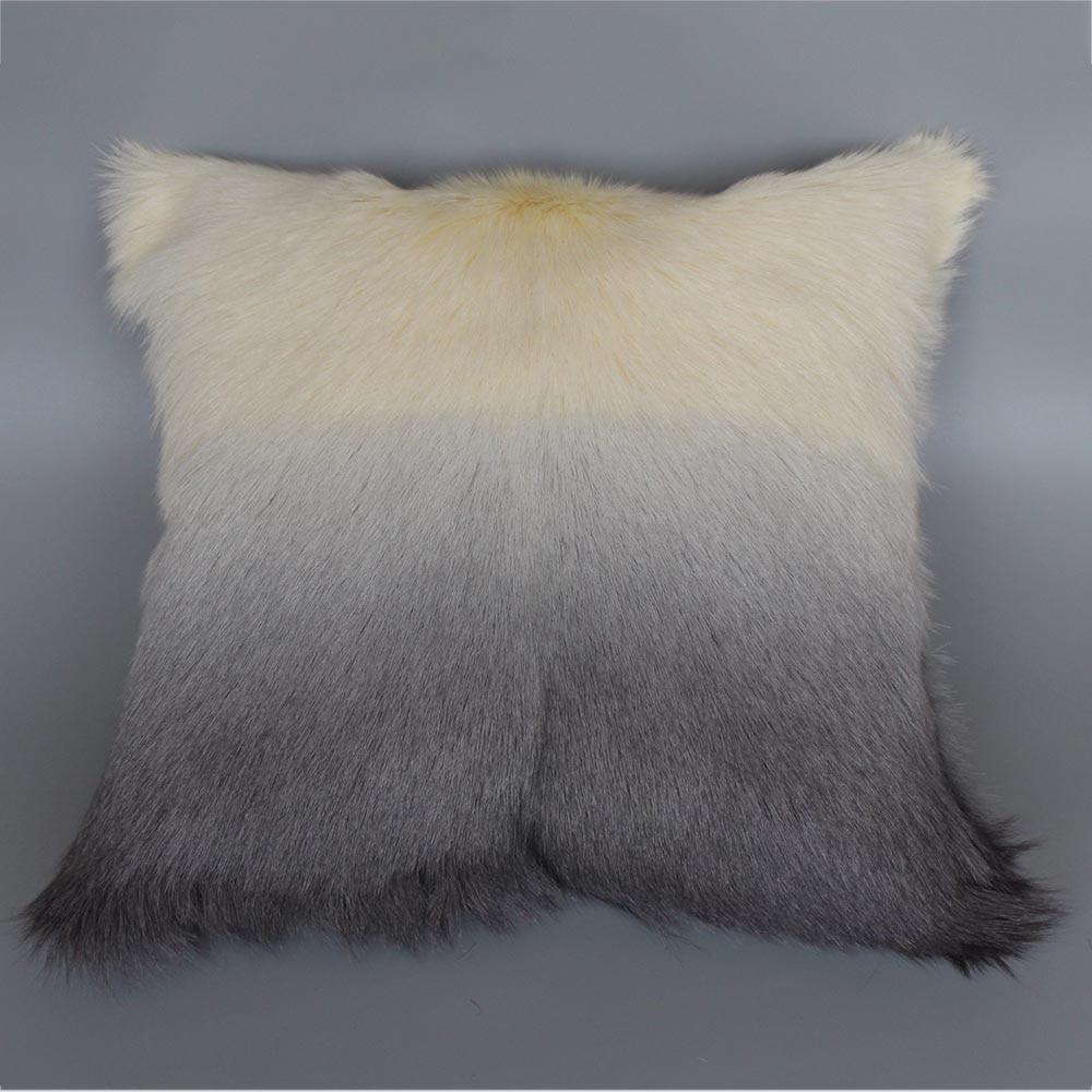 goat fur pillow case 5