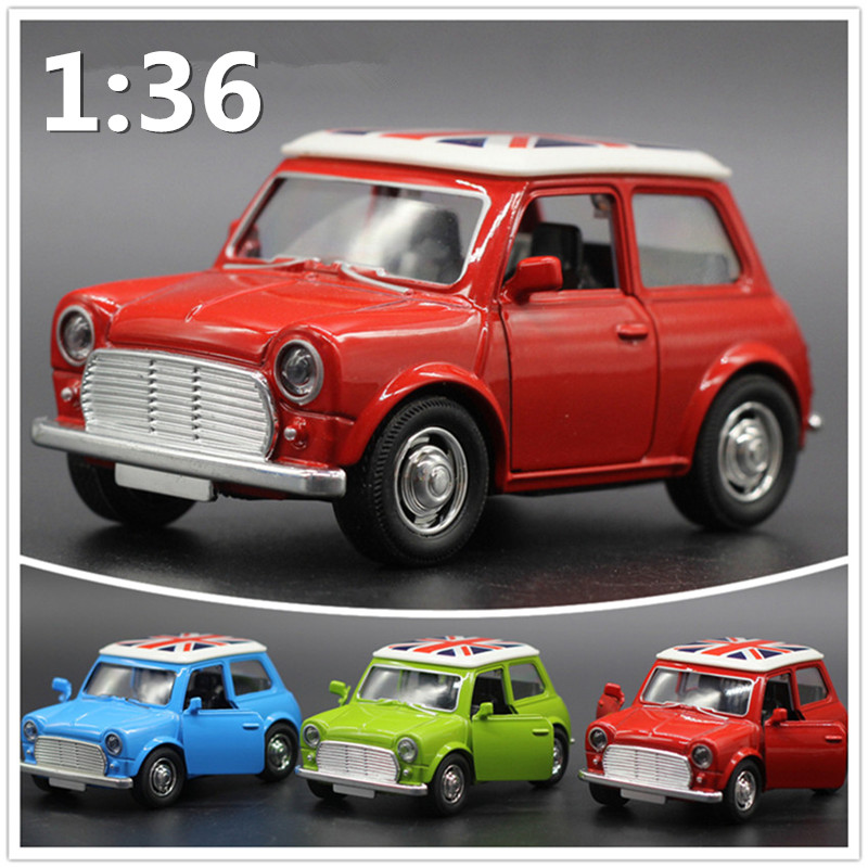 hot sale 2016 present mini car model pull back alloy model children electric toys light sound 136 model