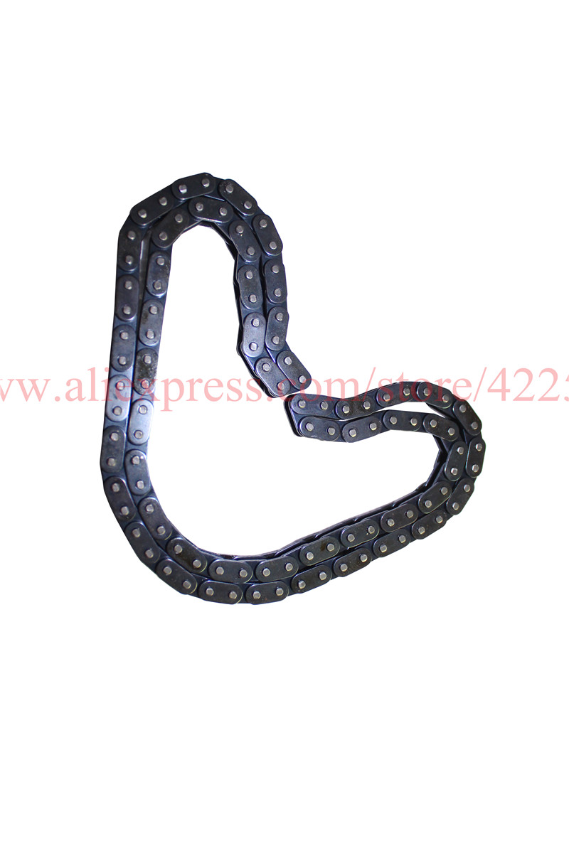 Купить с кэшбэком 25H 104 Links Electric Scooter Chain/H Shape 64cm Length Scooter Chain (Electric Scooter Spare Parts& Accessories)