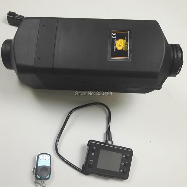 A distanza di controllo + 5KW 12V webasto riscaldatore di parcheggio aria riscaldatore per Nave Barca car van RV Camper-sostituire Eberspacher d4, webasto riscaldatore diesel