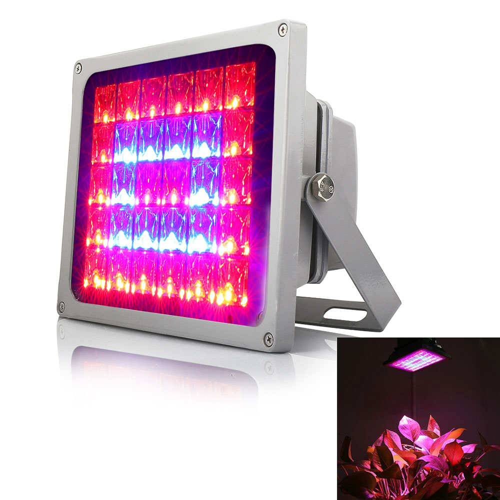 Led grow light 60W Red+Blue best for indoor greenhouse grow tent & Hydroponic system plants growing led light full spectrum led grow lights 360w led hydroponic lamp for indoor plants growth vegetable greenhouse plants grow light russian