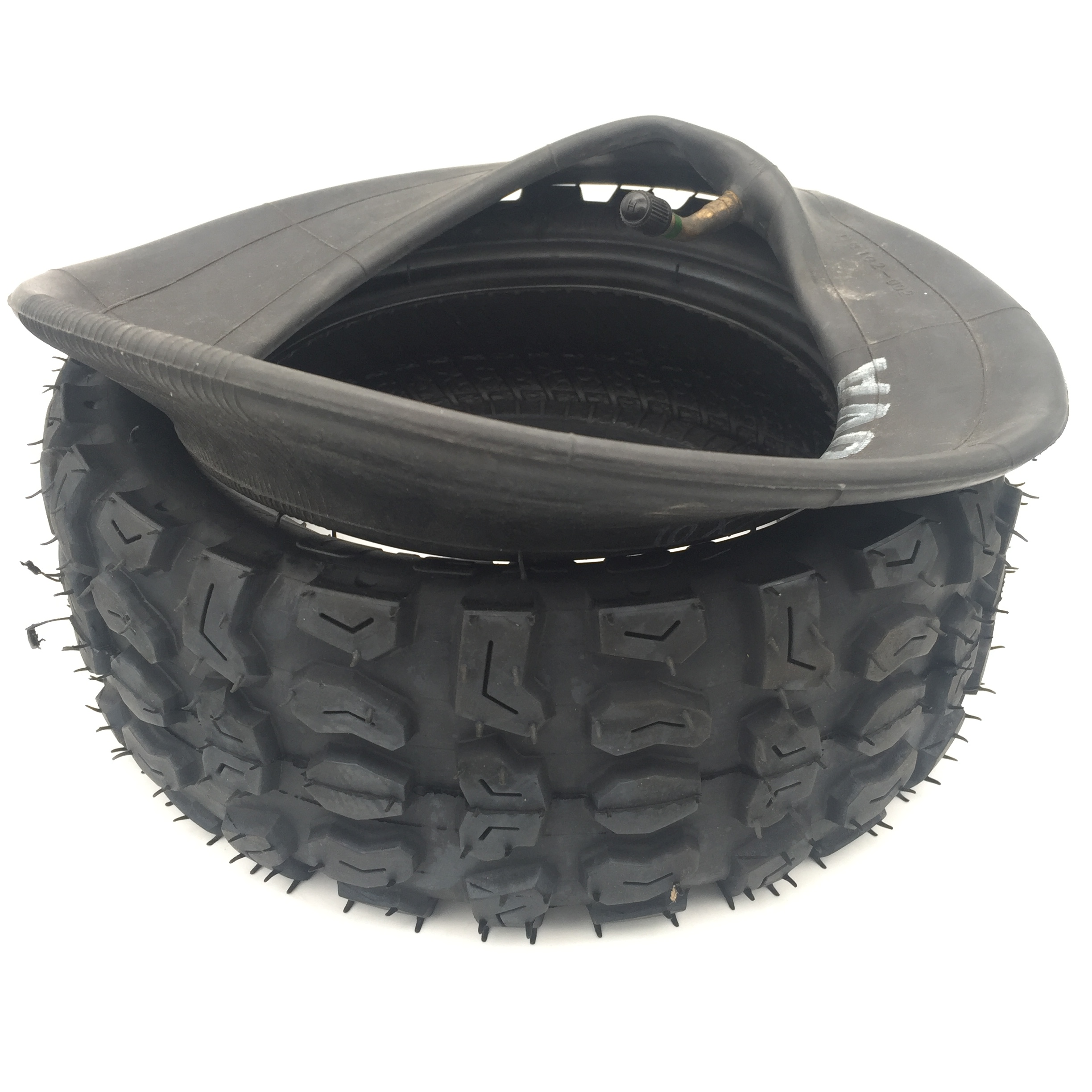 10 X 3 Inch Off Road Tyre And Tube for ZERO 10X electric scooter