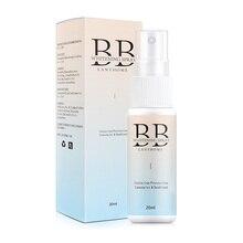 Натуральный ленивый Портативный косметический консилер спрей увлажняющий BB крем основные продукты Отбеливание лица красота макияж TSLM1